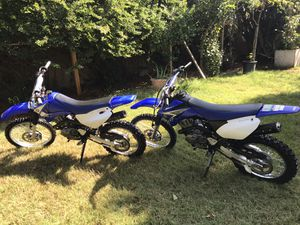 Two Yamaha 125 2006 & 2011 $2250 for Sale in Garden Grove, CA