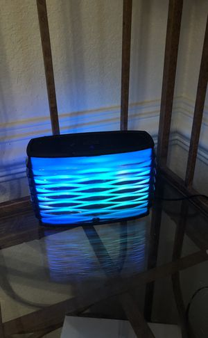 ihome color changing Bluetooth speaker for Sale in Suffolk, VA