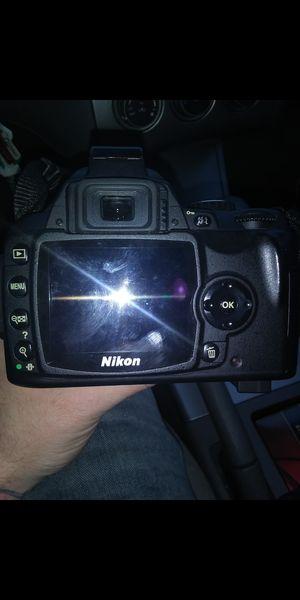 Nikon professional photograph camera for Sale in Aberdeen, WA