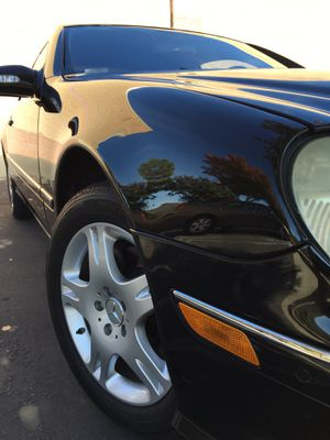 2005 Mercedes CL500 39К ОNLY for Sale in Sacramento, CA