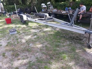 2011 26ft Quick Load Aluminum Trailer for Sale in North Fort Myers, FL