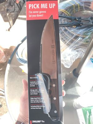 """Zwilling pro 7"""" for Sale in East Los Angeles, CA"""