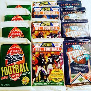 Basketball Baseball Football Hockey Packs .50 cents for Sale in Bullhead City, AZ