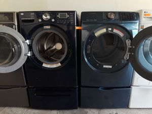 LG Washer And Samsung Dryer for Sale in Austin, TX