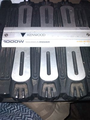 3 different amps for Sale in Stockton, CA