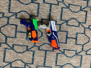 Elite Nerf gun and dart zone covert ops. for Sale in Phoenix, AZ