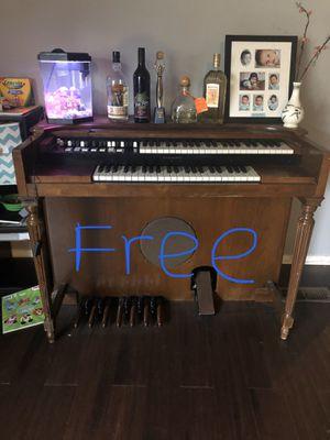 Free piano organ for Sale in Portland, OR