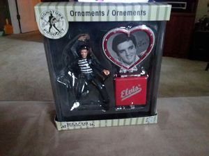 ELVIS ORNAMENTS for Sale in Charlotte, NC
