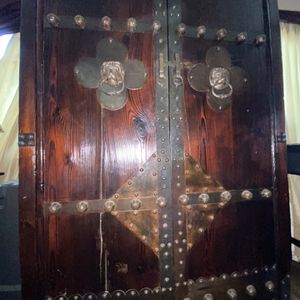 Large Antique Cabinet for Sale in Los Angeles, CA