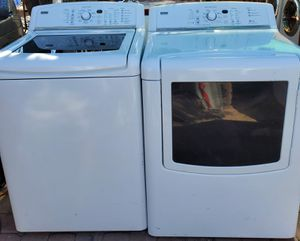 Set Kenmore Oasis Steam washer and dryer electric for Sale in Phoenix, AZ