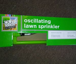 2 Oscillating Lawn Sprinkler brand new never used for Sale in Lisman, AL
