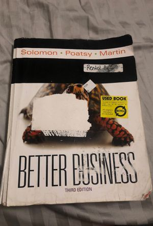 Better business 3rd edition for Sale in Babson Park, FL