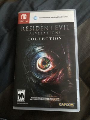 Resident Evil - Switch Game for Sale in Kennewick, WA