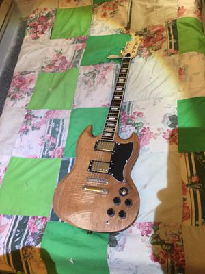 Kit Guitars/ Many Upgraded/Most Stain Finish for Sale in Eau Claire, WI