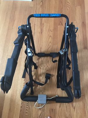 Trunk Bike / bicycle rack for Sale in Buffalo Grove, IL