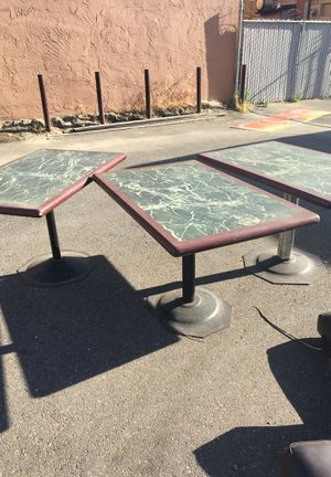 Restaurant tables for Sale in Ceres, CA