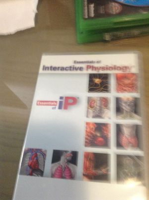Interactive physiology for Sale in Hialeah, FL