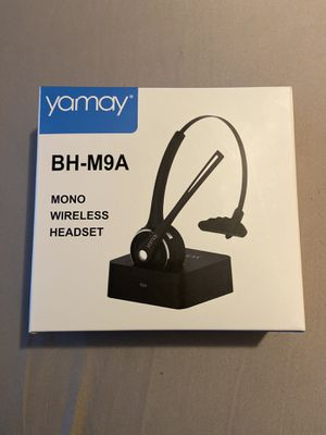 BH-M9A mono wireless headset for Sale in Riverdale, GA
