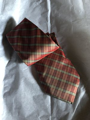 Burberry Tie for Sale in Caruthers, CA