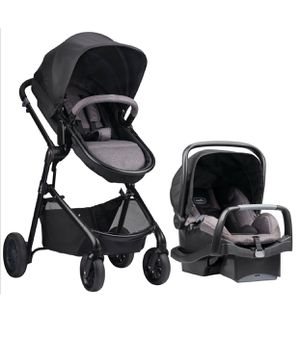 Evenflo Travel System Stroller with Car seat for Sale in San Jose, CA