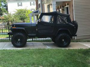 1989 Jeep Wrangler for Sale in Oxon Hill, MD