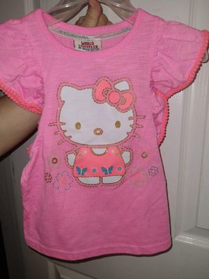 Hello Kitty shirt size 3 for Sale in Los Angeles, CA