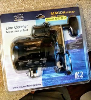 Magda pro fishing reel for Sale in Portland, OR