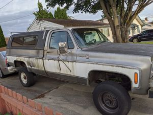 1975 Chevy C20 Cheyenne for Sale in Tacoma, WA
