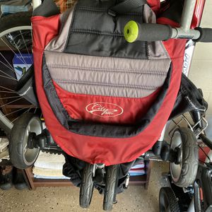 Mini City Stroller Red And Black for Sale in Rockville, MD