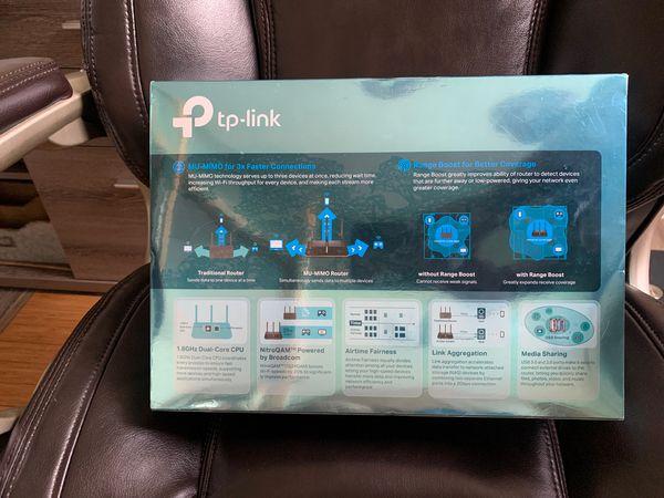 tp-link AC2300 Gigabit Router