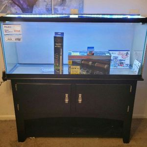 *PENDING* Brand New Complete 55 Gallon Aquarium Fish Tank Setup for Sale in Cherry Hill, NJ