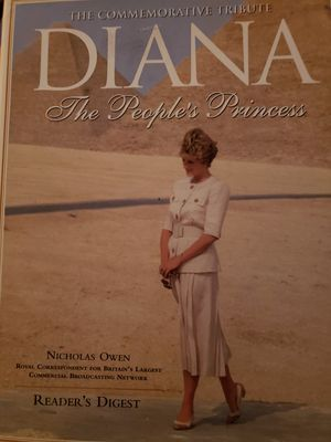 The Commemorative Issue, Diana the People's Princess for Sale in Glendale Heights, IL