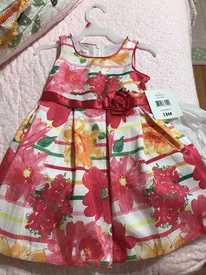 Baby Toddler Dress Floral for Sale in La Habra, CA