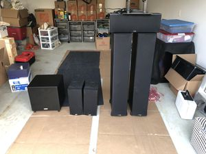 Polk Audio Surround Sound System for Sale in Annapolis, MD