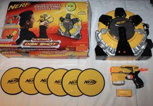Nerf N-Strike Disk Shot for Sale in Nashville, TN