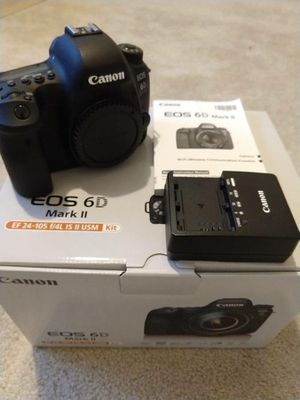 Canon 6D Mark II for Sale in Minneapolis, MN