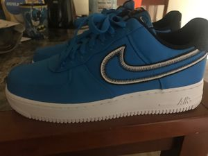 By these never worn men size 9.5 Air Force 1's for Sale in Baltimore, MD