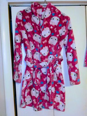 Hello Kitty Robe, Pajamas, Dress, Long Sleeved Shirt ! for Sale in GOODLETTSVLLE, TN