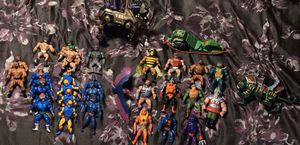 Vintage Masters of the Universe MOTU Action Figures (see pics and description for pricing) for Sale in Arnold, MO