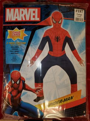 Large Spider-Man Costume for kids for Sale in Parlier, CA