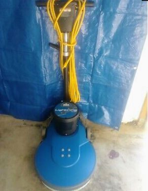 Excellent condition Windsor Lightning 20 Inch 1500 Floor Burnisher Buffer great gud small business or your own home great investment don't miss out p for Sale in Rockville, MD
