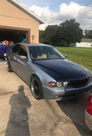 2003 bmw 525i for Sale in Kissimmee, FL