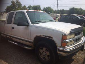 1996 Chevy Silverado 2500 for Sale in Buckeye Lake, OH