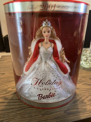 BRAND NEW 2001 Special Edition Holiday Barbie for Sale in Port St. Lucie, FL
