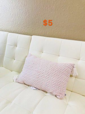 Pink throw pillow for Sale in Bonita Springs, FL