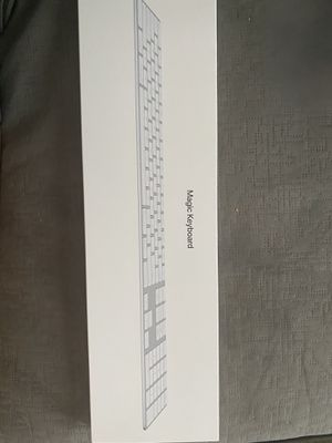 Apple Magic Keyboard with numeric Keypad for Sale in Monclova, OH
