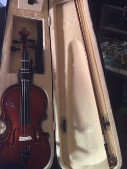 Violin And Case for Sale in Maryland Heights,  MO