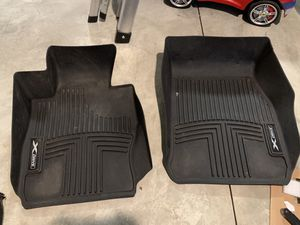 BMW All Weather Rubber Floor Liners/Mats - Fits xDrive (AWD) 3-series sedans/wagon and gran turismo, 2012+ for Sale in Edgewater, NJ