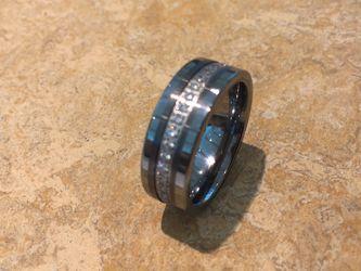 Men's Wedding Ring With Diamonds for Sale in Miami,  FL