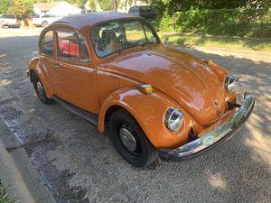 1974 Volkswagen Beetle Saden for Sale in Dallas, TX
